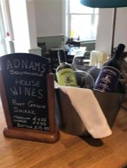 Adnams wine
